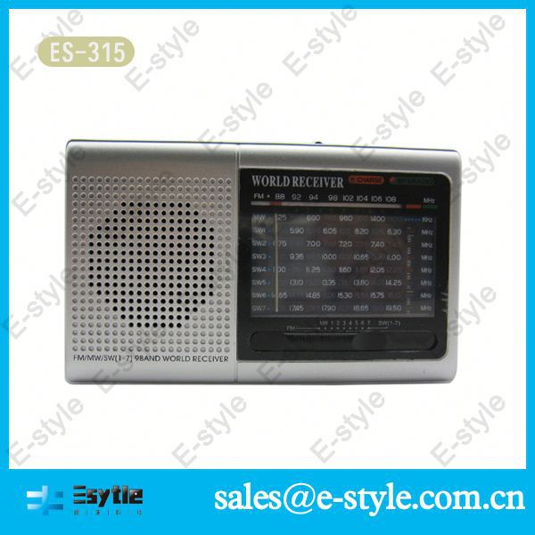 China 2014 Alibaba mp3 player fm radio voice recorder with USB TF card slot