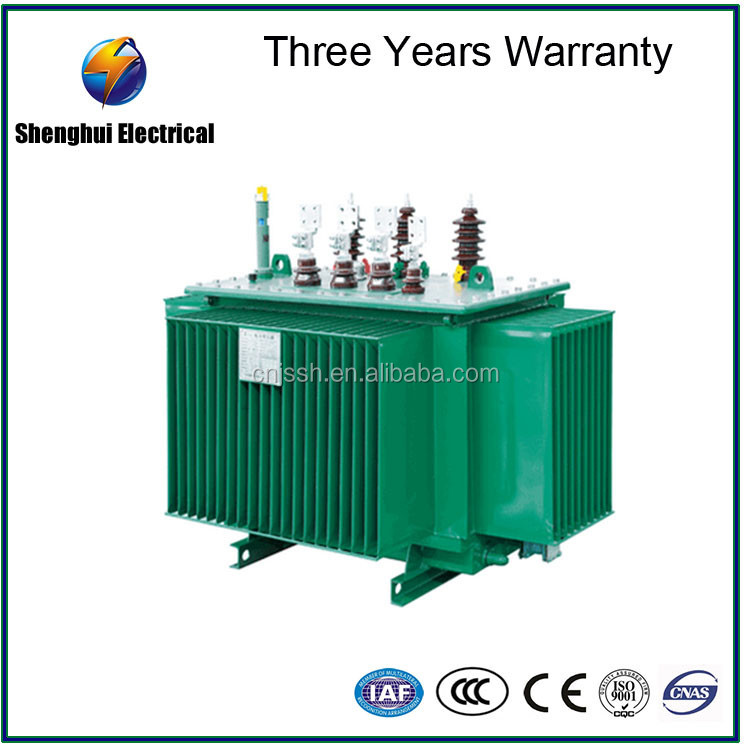 2016 oil immersed 50 kva transformer