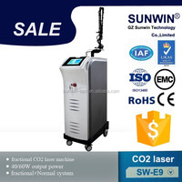 carbon dioxide laser treatment, fractional co2 skin resurfacing, co2 laser treatment for acne scars