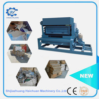 Paper Egg Crate/ Tray Making Machine in china