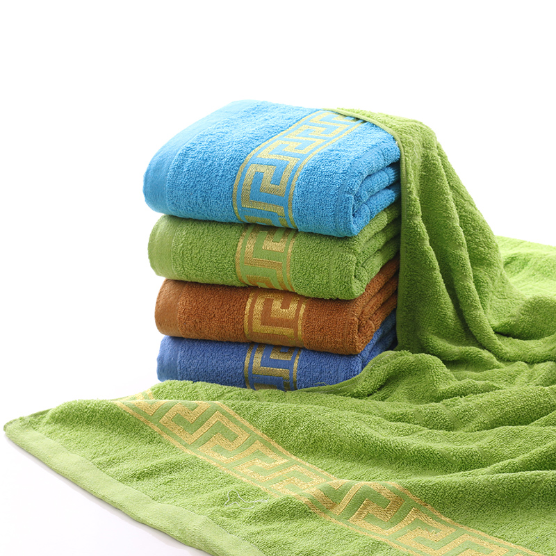 Factory Price Jacquard Bath Towel Brand China Manufacturer
