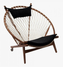 WEGNER STYLE HOOP CHAIR Inspired By Hans J. Wegner