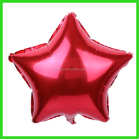 party supplier cusotm print star balloon