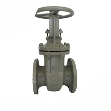 stem gate valve is safety valve for water supply and for oil and gas companies