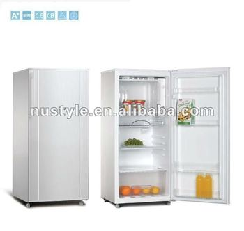 BCD-163 single door refrigerator,defrost design