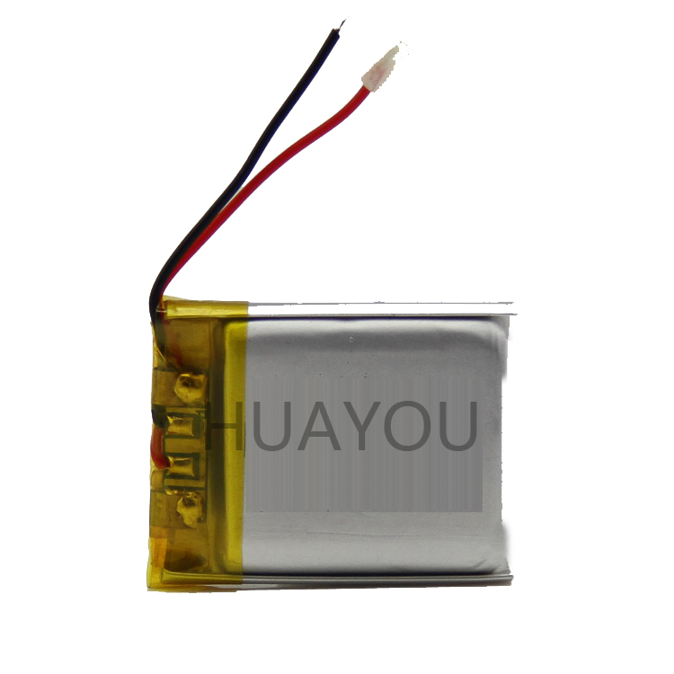 Customized Afford 602080 3.7V 950mAh Military Battery