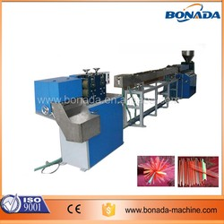 2015 new product drinking straw making machinery in china