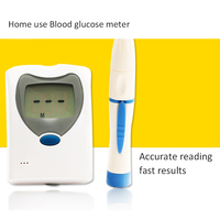 wholesales medical products blood glucometer large screen led glucose meter