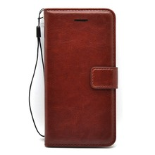 for iPhone 7 Case Luxury Flip PU Leather Wallet Case for iPhone 7