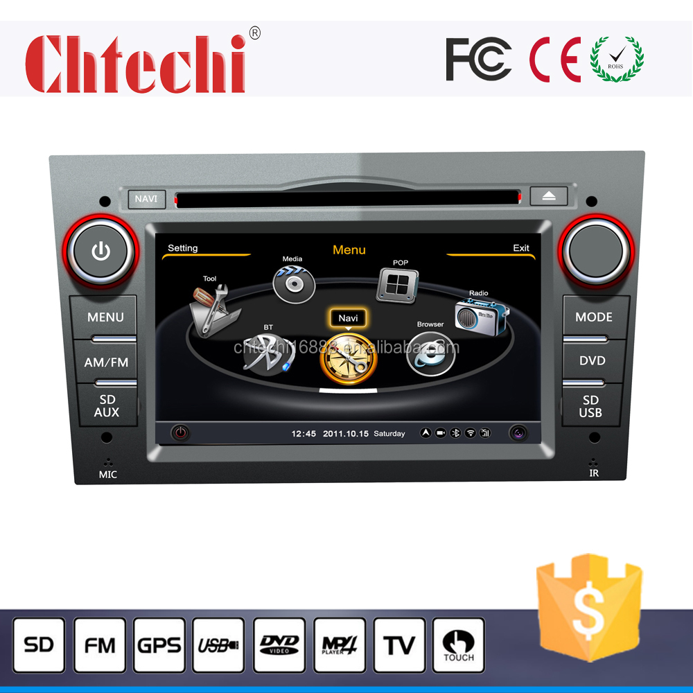 Car DVD Player for Opel With Navigation Bluetooth RDS With Canbus