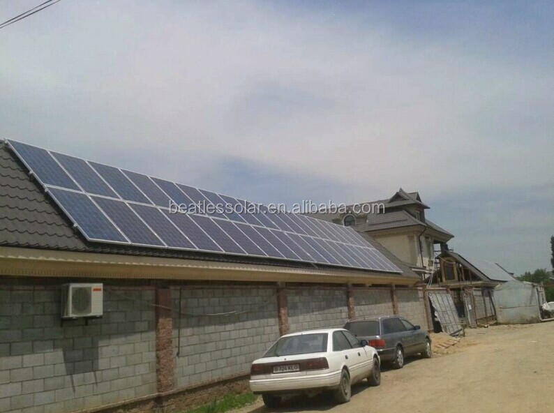 House Solutions 2Kw Public Square Solar System