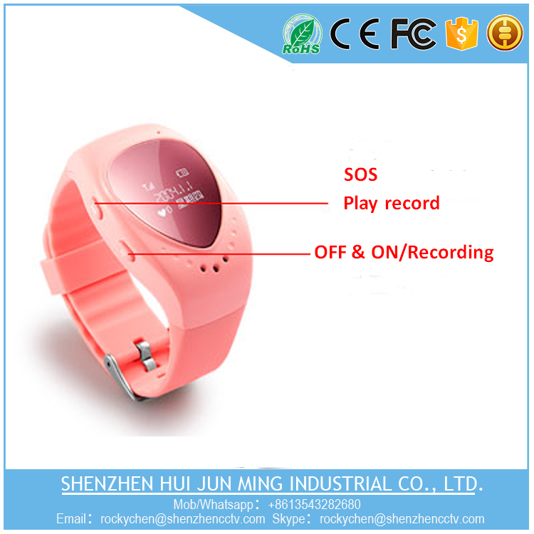 Wholesale wifi BNS LBS GPS three-in-one locating child anti kidnapping smart watch with GPS tracking function