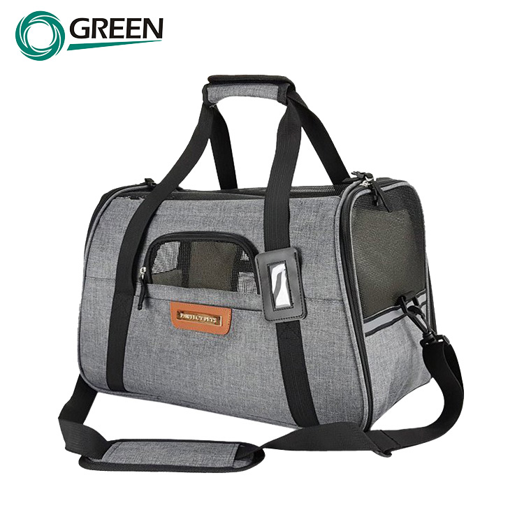 Pet Travel Bag Small Dogs and Cats Sling Carrier