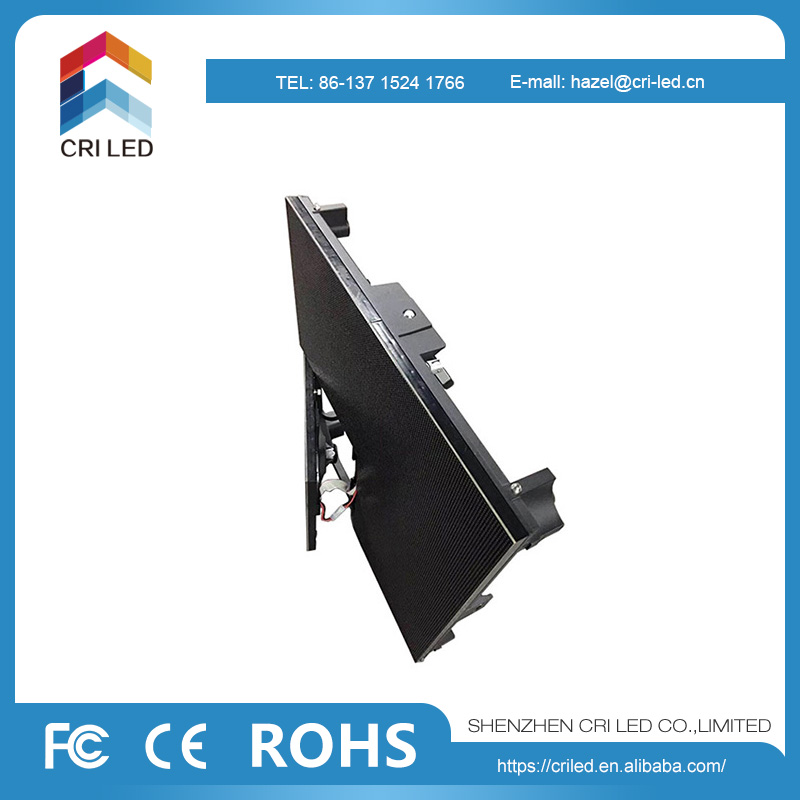 2017 HD LED screen indoor/outdoor P3.91 LED display Pure black modules sex video China