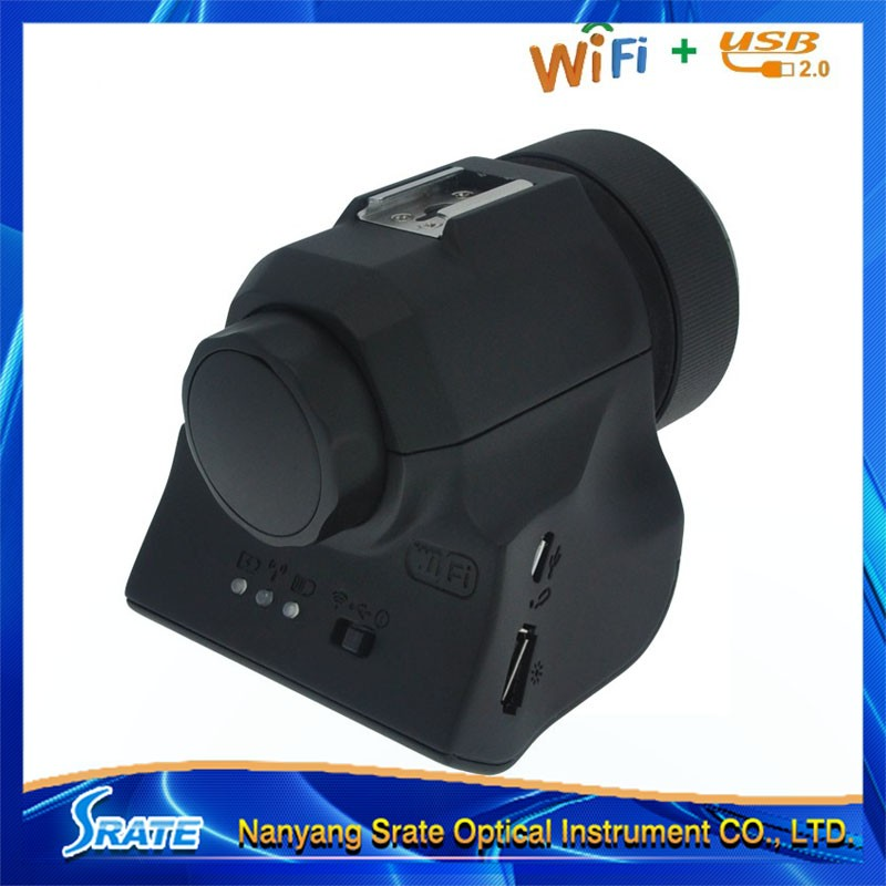 5.0MP WIFI CMOS Astronomical Telescope Digital Eyepiece Camera w Universal Mount