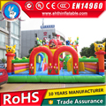 Factory supply inflatable playground, amusement park, fun city for sale