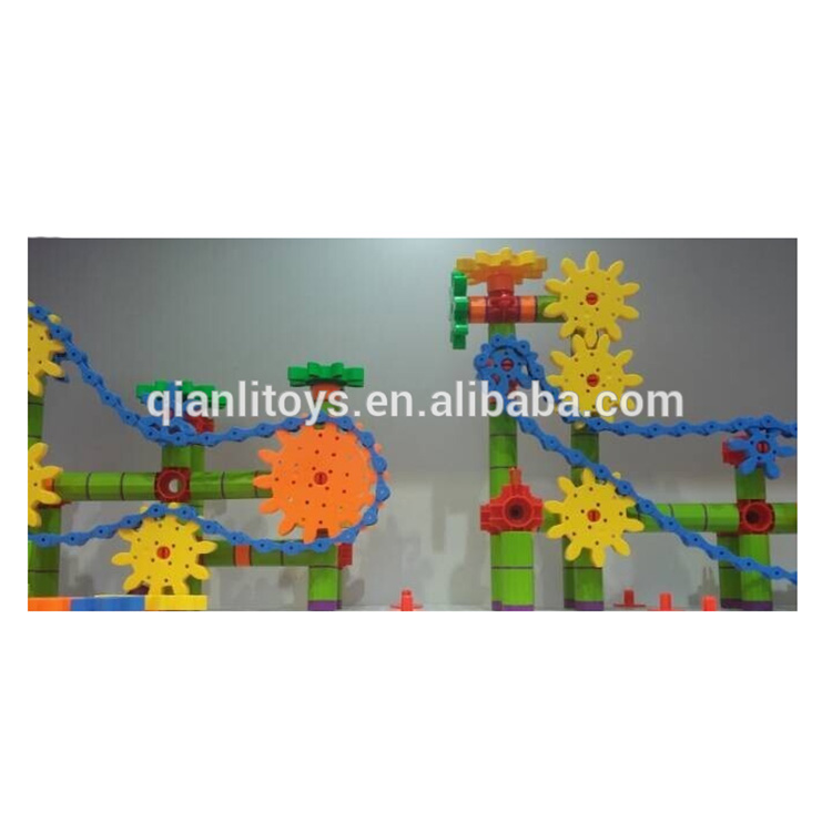 Gear Building Blocks Plastic Educational Toy QL-078