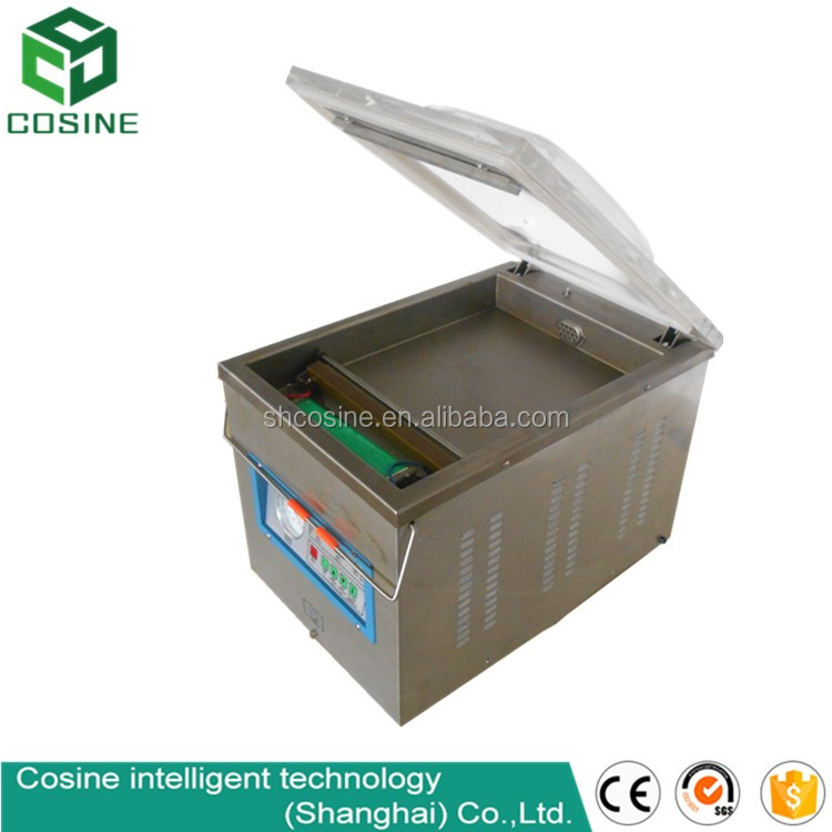 Automatic continuous stretch servo play yards vacuum packing machine