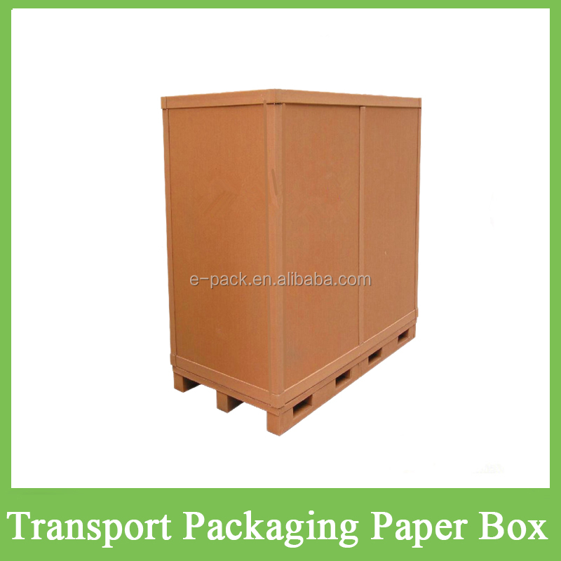 Cheap Factory Package Price Heavy-duty Honeycomb Paper Transport Carton Customized Boxes Paperboards for Fruit/Other Packaging