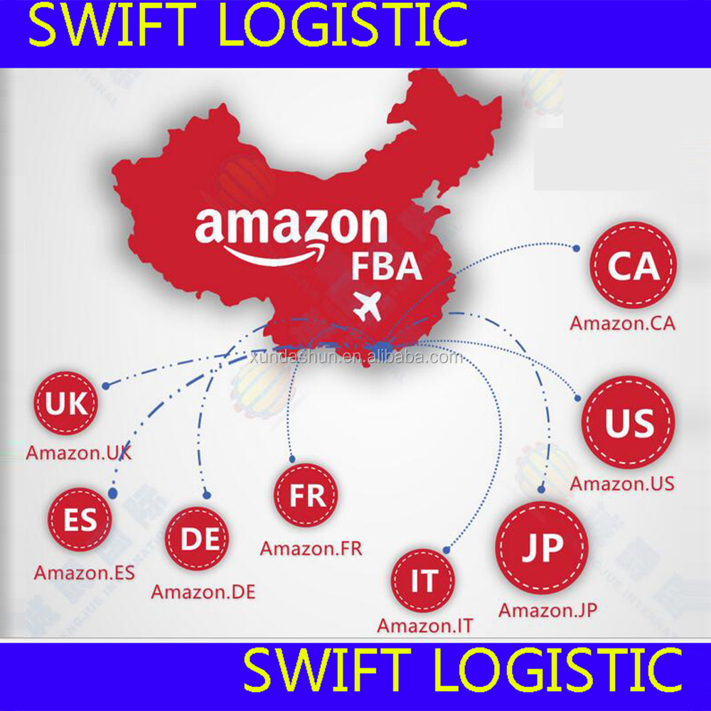 Air freight forwarder China to USA/UK/Germany/Europe/Canada/Japan Amazon DDP door to door service ---Skype ID : cenazhai