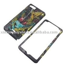 Katana Heart design Case for Motorola DROID X MB810