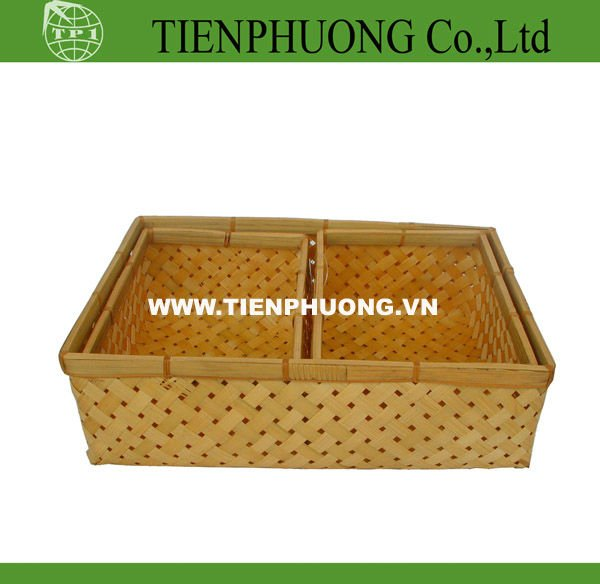 Bamboo handicraft products 131636K-2
