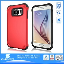 luxury carbon fiber case cell phone silicon case for samsung galaxy s6