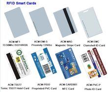 Printable Professional Rfid Card Maker Printed Blank Paper Pvc Smart Rfid Card Chip Free Sample Passive Contactless Smart Card