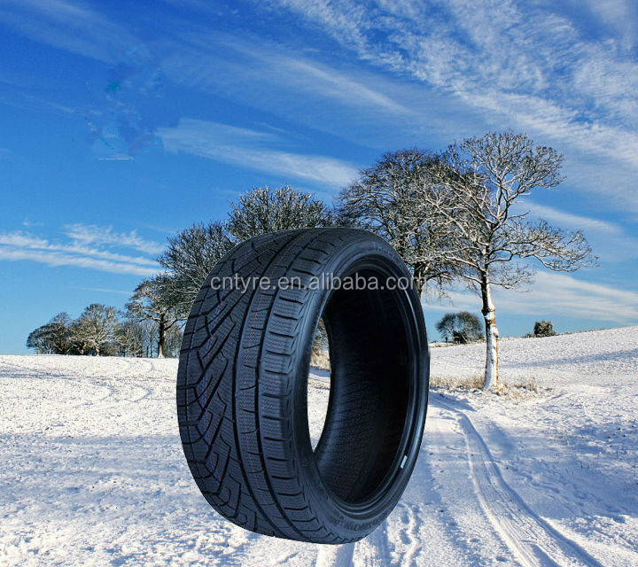 Snow Tyre 235/70R16, ECOSNOW Pattern, Bullet Proof Tire from Shengtai Group