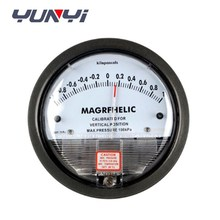 mini Micro differential pressure gauge