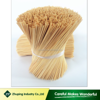 Wholesale Flexible Small Thin Agarbatti Round Bamboo Sticks