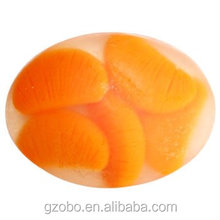 OEM absorbing 100g elliptical oranges hand made soap