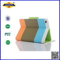 High Quality For New Apple Ipad Mini Tablet PU Leather Wallet Case Cover Bumper Pouch Holster Laudtec