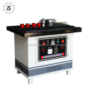 Double-sided Coating Glue Curve Straight Edge Banding Machine for Sale
