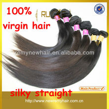 New arrival hair product and fashional trend human remy indian kbl hair