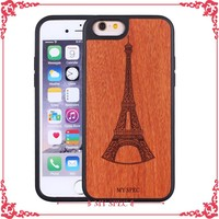 mobile accessories wooden phone case,cherry wood case