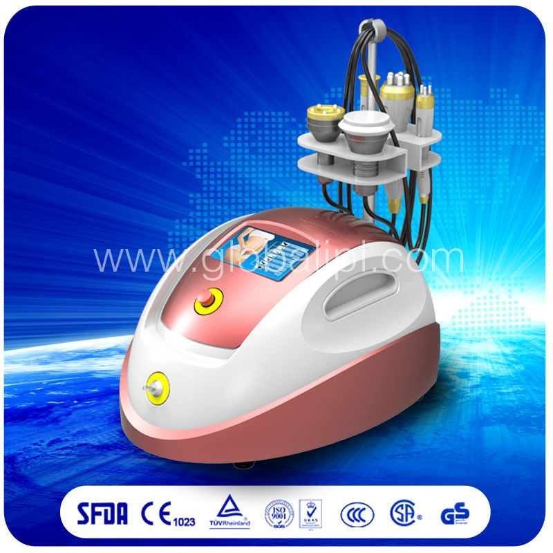 RF portable microcurrent facial beauty machine