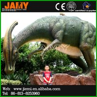 Outdoor Simulation Dinosaur Playground Equipment