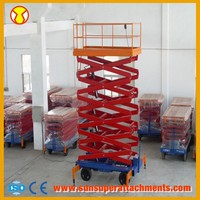 New Style 1 Year Warranty Personal Lift/Mobile Scissor Lift