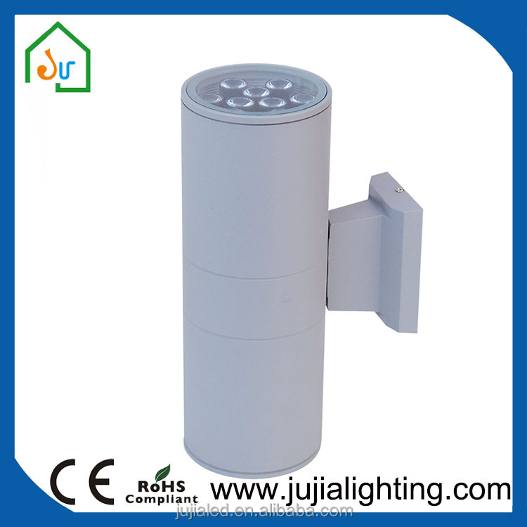 2017 UP and Down garden wall light outdoor led lamp Long life 50000 hours