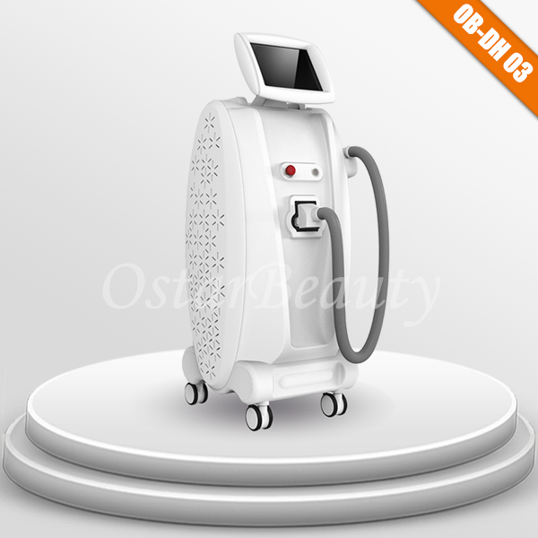 High quality hair removal zerona laser machine 808 nm diode laser OB-DH 03
