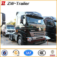 Howo-a7 6x4 Tractor Head With High Floor And High Roof, High Quality 6x4 Tractor Head