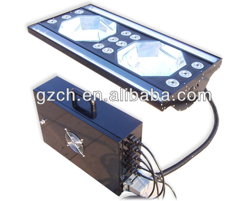 10,000K~14000K Color Temperature Commercial Aqurium LED Lighting Big Power