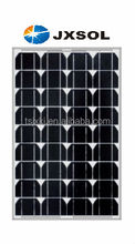 130w Mono Solar Panel, Quality Solar Modules, Efficiency for Street Lighting System!