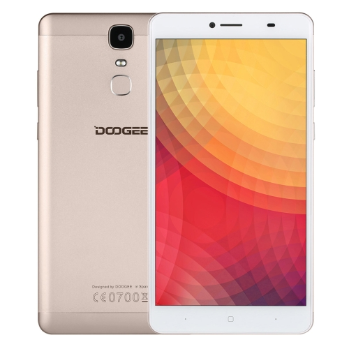 Original DOOGEE Y6 3D 32GB 4G smart cellphone mobile phone 6.5 inch 3.5D Android 6.0 MTK6750 RAM: 3GB smartphone