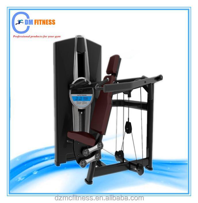 Professional exercise the shoulder of instrument shoulder press/ Body perfect exercise machine