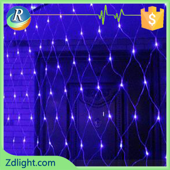 led flashing holiday net light