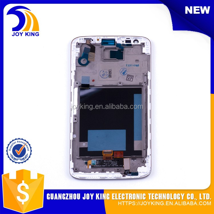 Alibaba wholesale Display LCD Digitizer Touch Screen & Frame Assembly for LG G2 D800, D801, D802