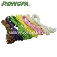 Eco-friendly natural twisted paper jute twine rope