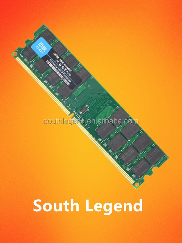 Excellent quality ddr2 computer memory 4gb desktop ram